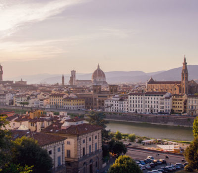 Traveling to Florence